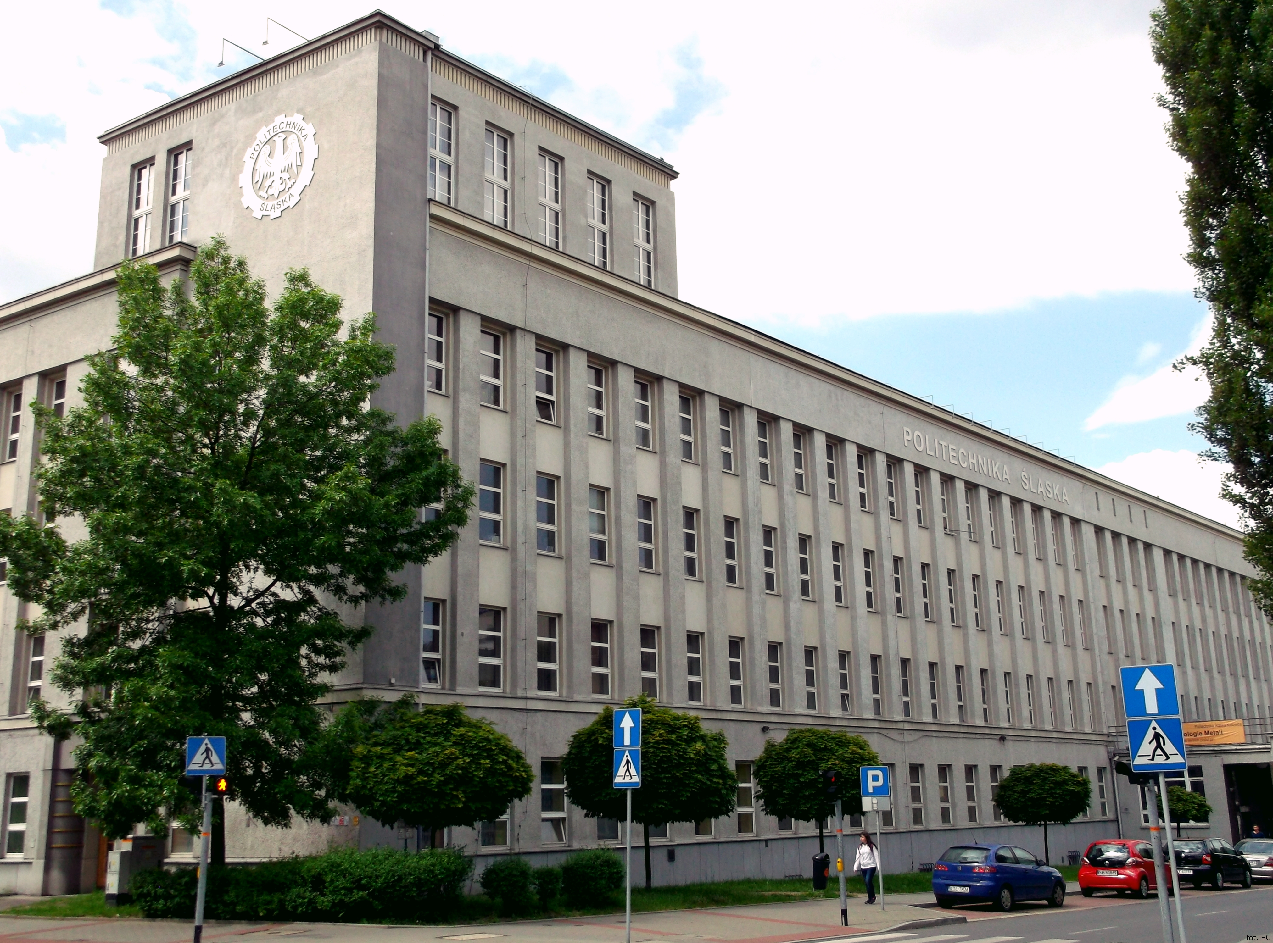 Faculty of Materials Engineering in Katowice
