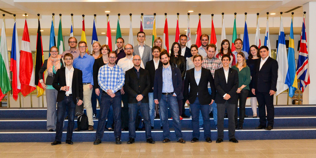 "SKN SEP na ""Young Engineers Seminar in Brussels"""