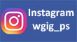 Instagram wgig_ps