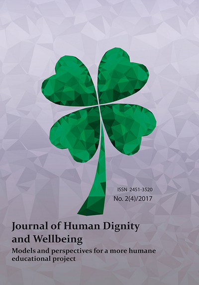 Journal of Human Dignity and Wellbeing